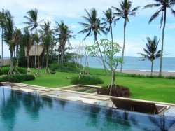 Ombak luwung villas for rent in Bali
